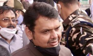 Fadnavis will now realise Covid is serious: Raut