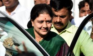 Sasikala, being treated for Covid, is stable: Hospital