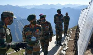 Army top brass to review LAC situation at 4-day meet