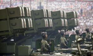 Why the rise of China's military worries the world