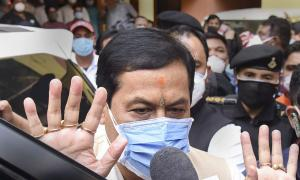 Sarma, Sonowal to meet Nadda; decision on CM likely