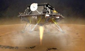 China lands its rover on Mars, creates history