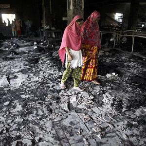 Bangladesh factory blaze: Why Walmart is sorry