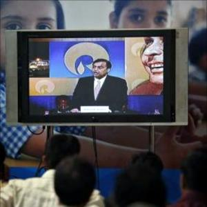 RIL takes control of Network 18