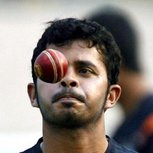 Sreesanth questions BCCI's intent over fighting corruption