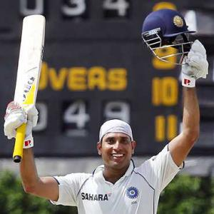 VVS Laxman: 'I dream to start a sports academy'