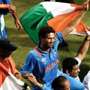 Proudest moment of my life, says Tendulkar
