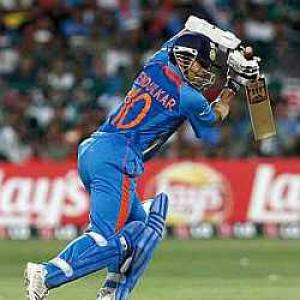 Tendulkar might play last two ODIs of WI series