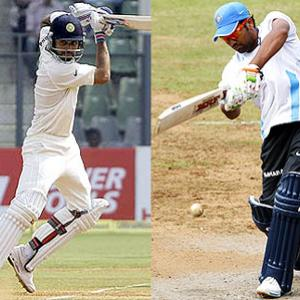 Rohit, Virat ready to replace Big 3 in Test squad?