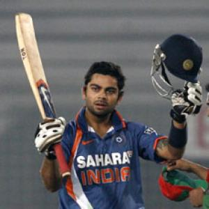 Stats: Kohli is India's top scorer in ODIs