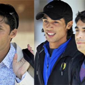 Ex officials lambast PCB for deserting trio