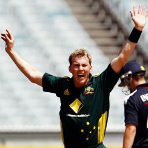 Lee backs Aussie fast bowlers to dominate World Cup campaign