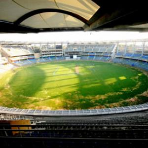 New-look Wankhede ready for the Cup