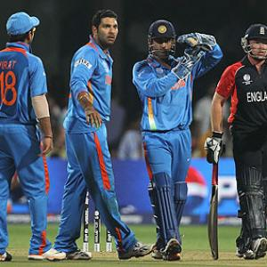 Dhoni's successful appeal-rate holds Virat in good stead