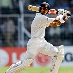 Sachin has been a source of motivation: Dravid