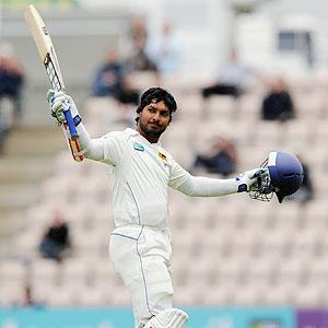 Stand-in captain Sangakkara rues Cardiff collapse