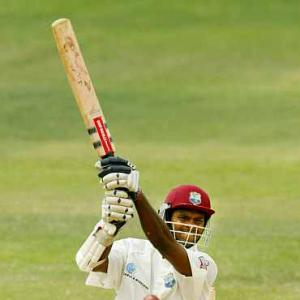 Chanderpaul-Samuels partnership is crucial: Gibson