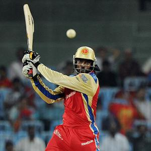 'Gayle storm' strikes as RCB pip Mumbai to reach final