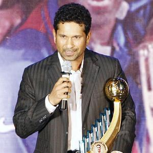 BCCI awards: Sachin named player of the year