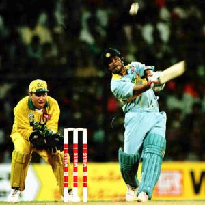 Sachin Tendulkar's 10 most memorable knocks in ODIs