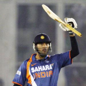 Yuvraj has cancer, undergoing chemotherapy in US
