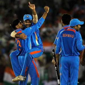 Best moments from India-Pak One-Day Internationals