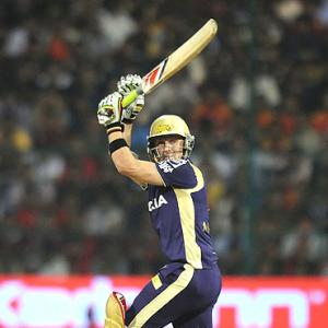 Stats: McCullum posts first fifty in IPL 5