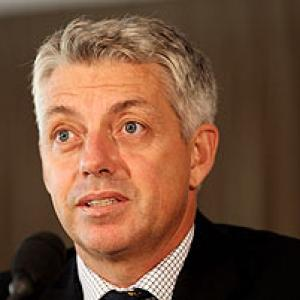 South African Richardson is new ICC chief