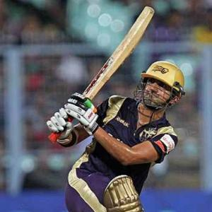 With faith in his Knights, Gambhir leads by example