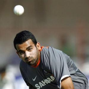 'Zaheer available for selection for England Test'