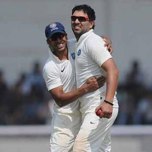 'Have to assess whether Yuvi can field for two days'