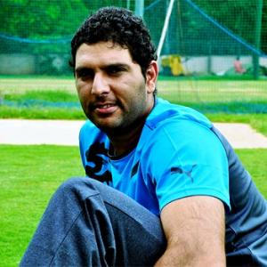 I can't wait to play for India again: Yuvraj