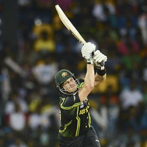 Modest Watson plays down comparisons with Kallis