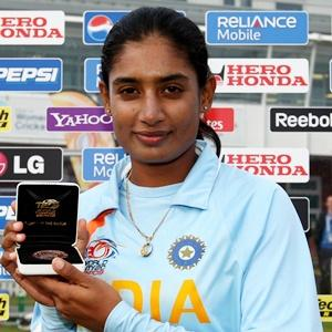 Mithali, Jhulan in top 3 of ICC women's rankings
