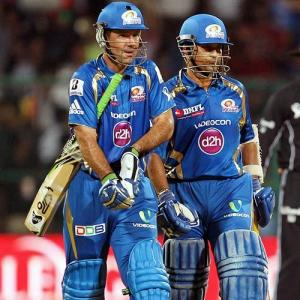 Wounded Mumbai up against formidable Chennai