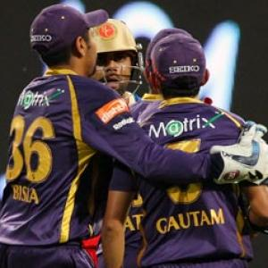 Kohli, Gambhir warned for ugly spat