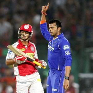 'Jupiter' and 'Shubham' lured Sreesanth, others to their doom