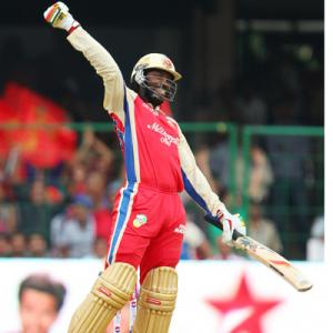 I went bizzare and it actually paid off: Chris Gayle