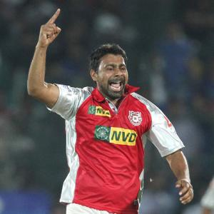 IPL: Punjab put Delhi on the verge of exit