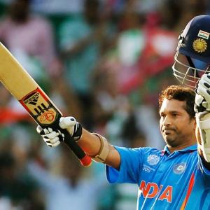 Tendulkar's 10 gems in international cricket