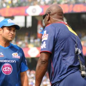 Sachin is still a class act: Viv Richards