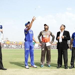IPL PHOTOS: Rajasthan vs Hyderabad, Match 36