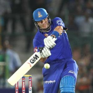 Watson's blitzkrieg powers Rajasthan to victory