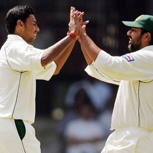 Inzamam backs former teammate and 'a man of integrity' Kaneria