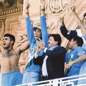 Can't compare shirt-twirling celebrations to England's urine-gate: Ganguly