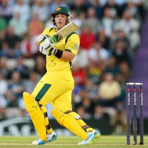 Australia hopeful on captain Finch's return ahead of World T20