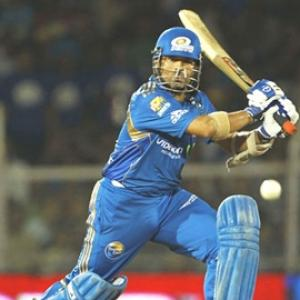 Tendulkar, Dravid in CLT20 squads; Sangakkara for domestic team
