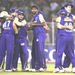IPL: Rajasthan Royals to play home matches in Jaipur