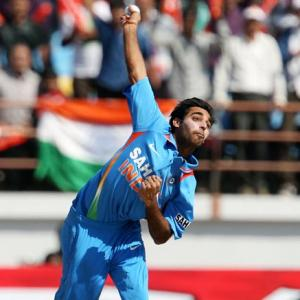Is he India's new bowling hope?