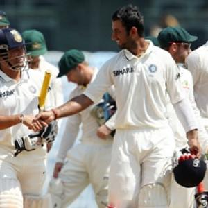 Chennai Test: India one up against the Aussies